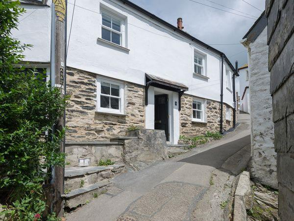Bre Cottage in Cornwall