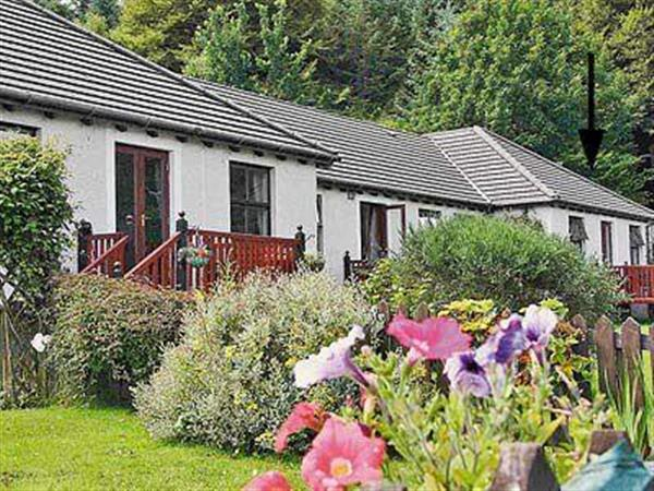 Brenfield Croft Cottage in Argyll