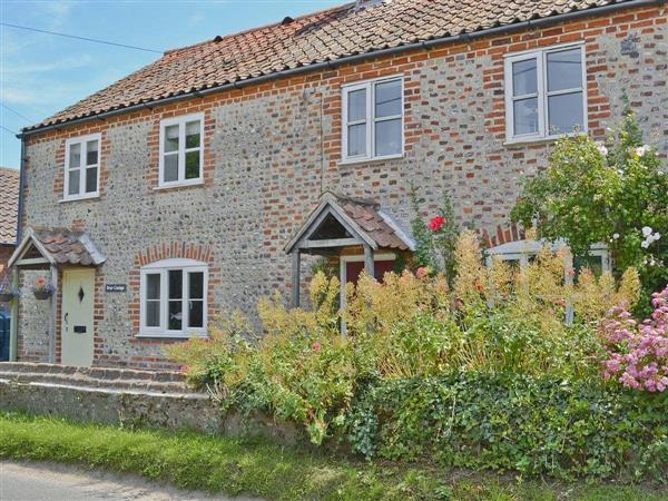 Briar Cottage in Norfolk