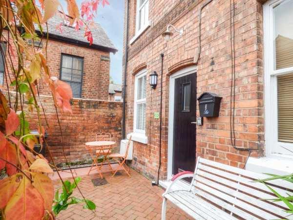 Brickworks Cottage in Cheshire