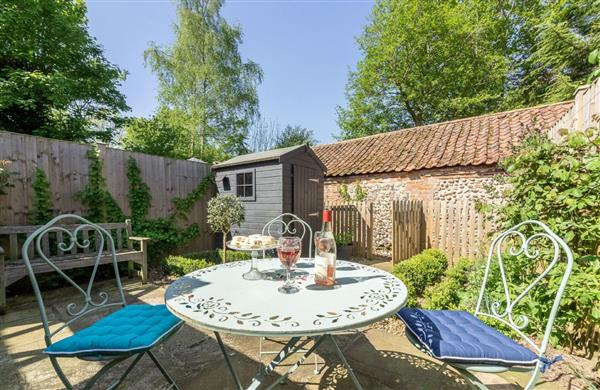 Bridge Cottage in Aylsham, Norfolk