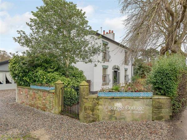 Bridge Cottage in Lancashire