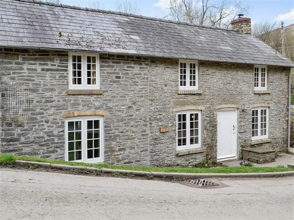 Bridge End Cottage in Powys