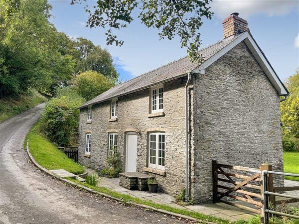 Bridge End Cottage in Rhulen, near Builth Wells, Powys