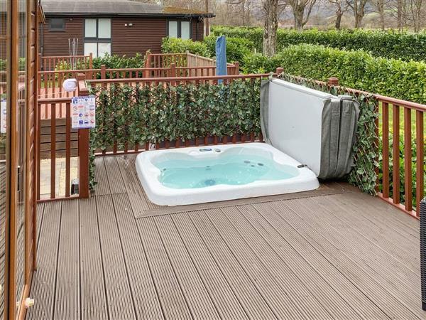 Bridge End Lodge in Clackmannanshire