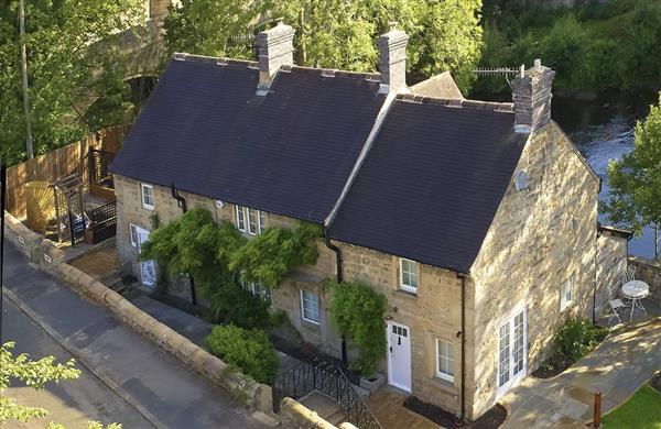 Bridge Foot Cottage in Derbyshire