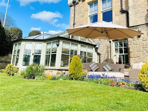 Bridge House Cottages - The Garden Rooms in Northumberland