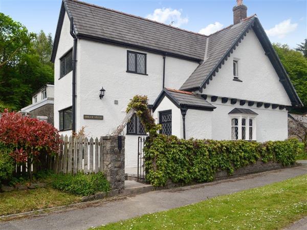 Bridge House in West Glamorgan