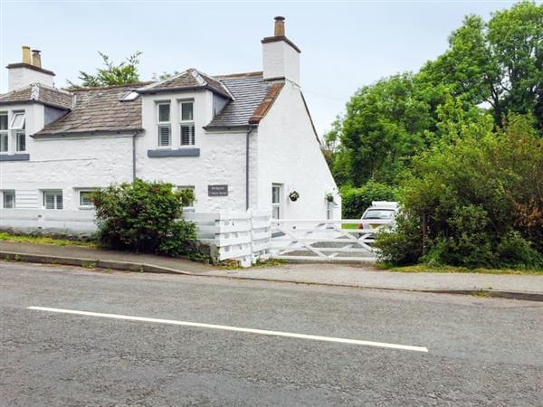 Bridgend Cottage in Auchencairn, near Castle Douglas, Kirkcudbrightshire