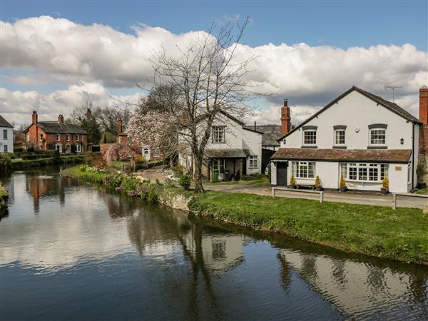 Bridgend Cottage in Herefordshire