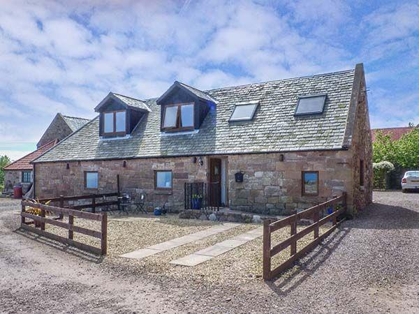 Bridle Cottage in Berwickshire