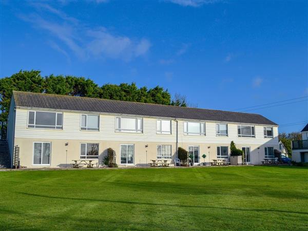 Brightlands Apartment in Cornwall