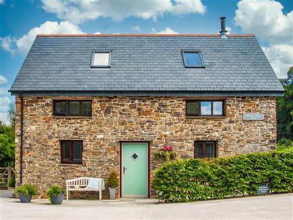 Brightley Mill Barn in Devon