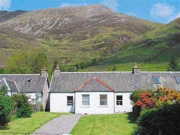 Brightwater Cottage in Ross-Shire