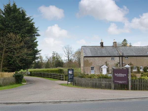 Brinkburn Cottages - Cuthbert House in Northumberland