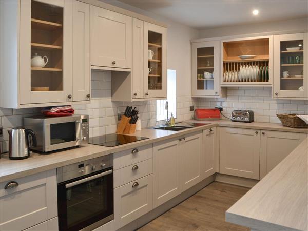 Brinkburn Cottages - Mullins House in Northumberland