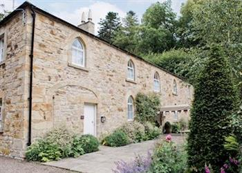 Brinkburn Cottages - The Stables in Northumberland