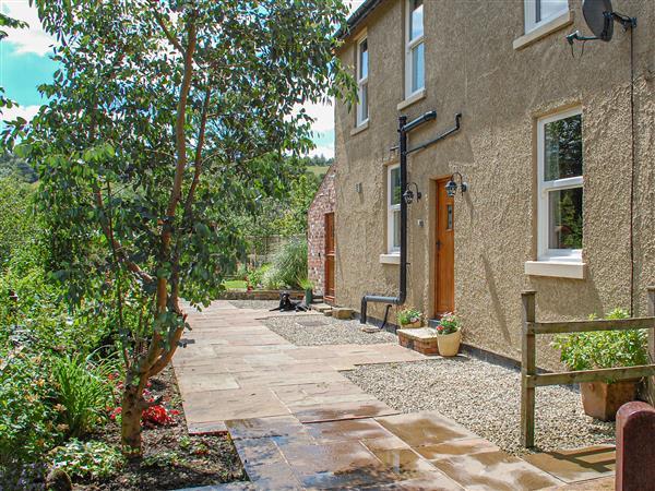 Brinks View Cottage in Derbyshire
