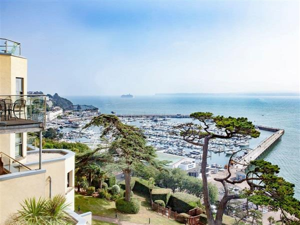 Brixham View from Cottages 4 You