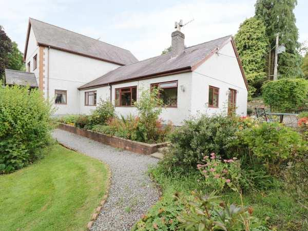 Bro Awelon Cottage in Denbighshire