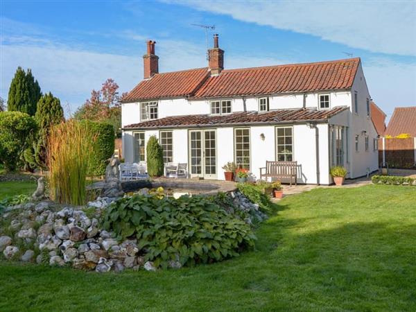 Broad Cottage in Norfolk