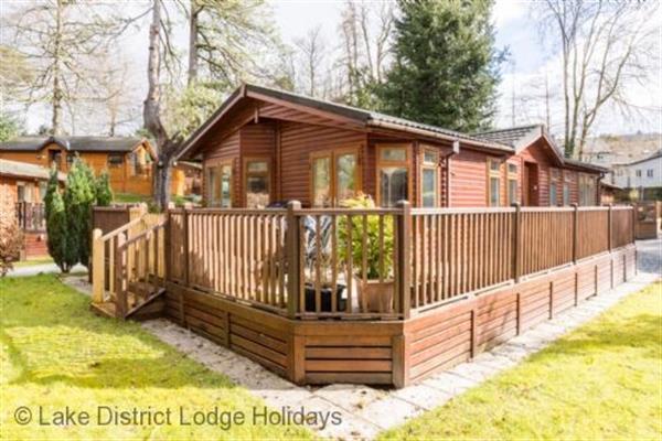 Broad Larch Lodge, Glade 16