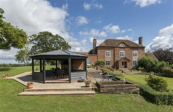 Broad Meadows Farmhouse in Worcestershire