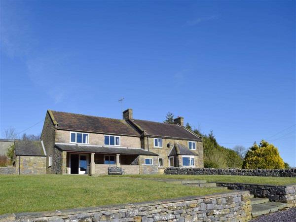 Broadmeadows Farm in Staffordshire