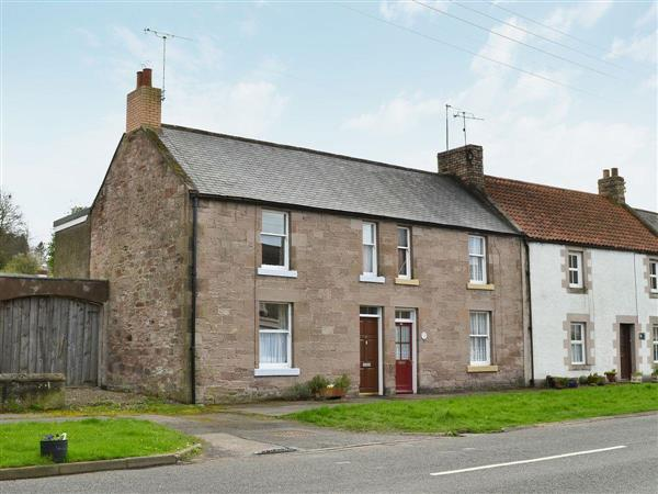 Broadstone Cottage in Northumberland