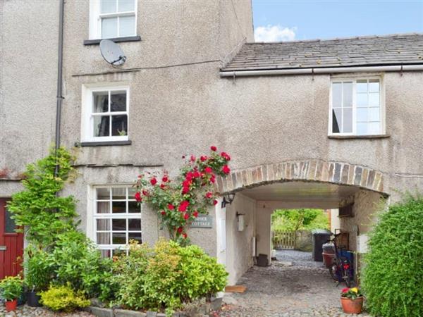 Brock Cottage in Cumbria