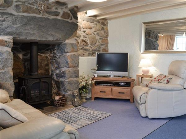 Bron Gybi from Cottages 4 You