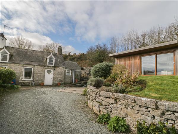 Bron Heulog Cottage in Gwynedd