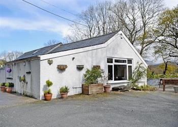 Bron Turnor Cottage in Gwynedd