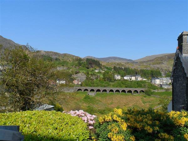 Bron View Cottage in Gwynedd