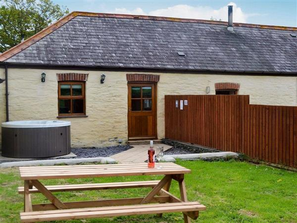 Bronallt Barns - Yr Hen Stabal in Gwynedd