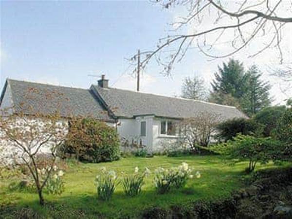 Brondeg Lodge, Argyll and Bute
