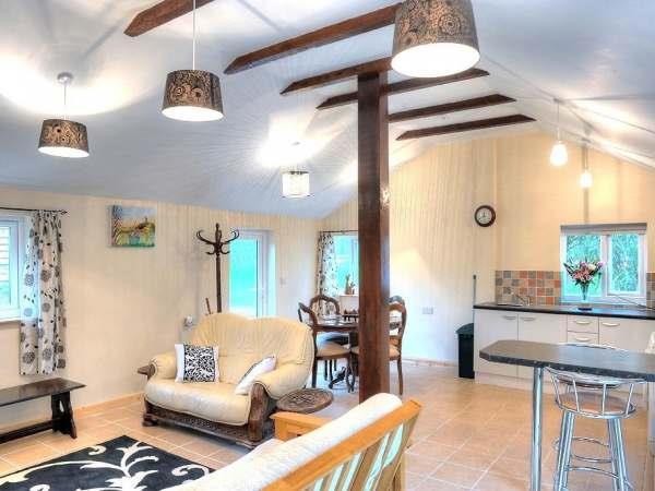 Brook Cottage in Devon