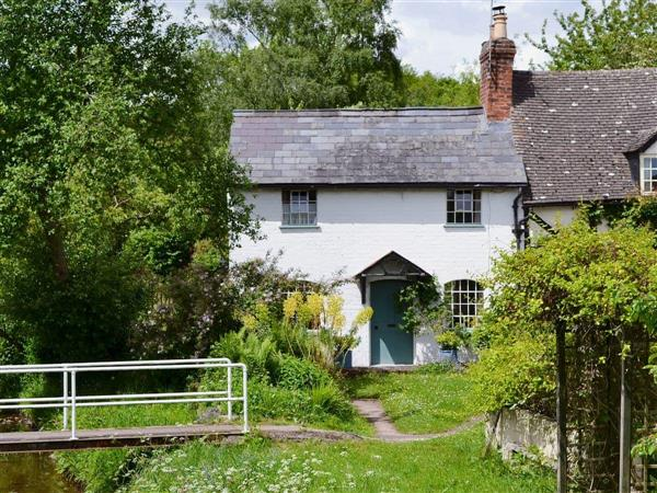 Brook Cottage in Herefordshire