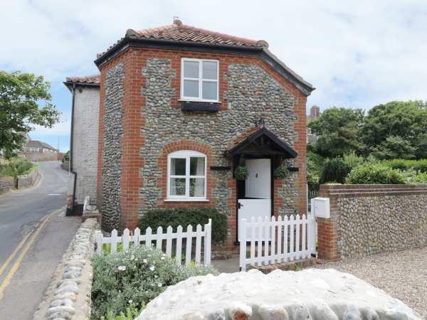 Brook Cottage in Norfolk
