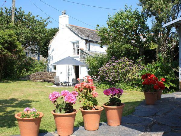Brook Cottage in Cornwall