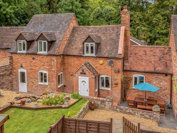 Brook Cottage in Shropshire