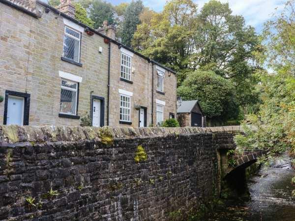 Brook Fall Cottage in Lancashire