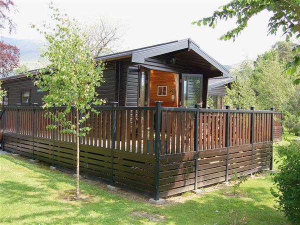 Brook Lodge - Burnside Park in Cumbria
