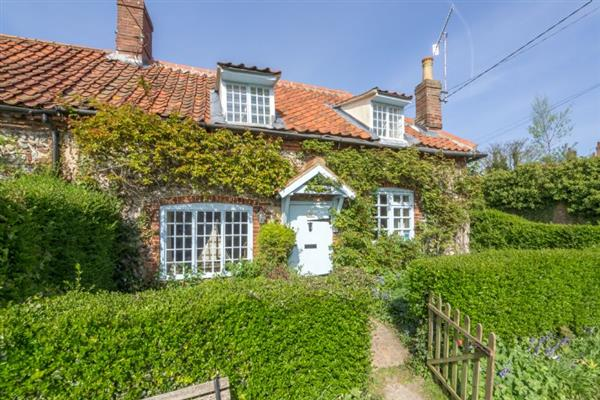 Brooke Cottage from Norfolk Hideaways