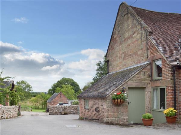Brookfarm Cottages - Jasmine Cottage in Staffordshire