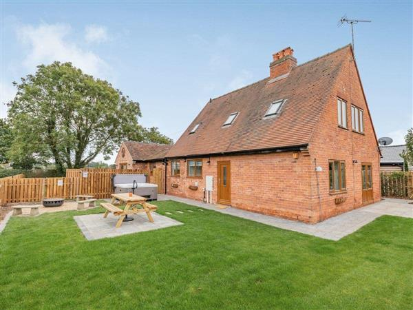 Brookfields Cottage, Church Broughton