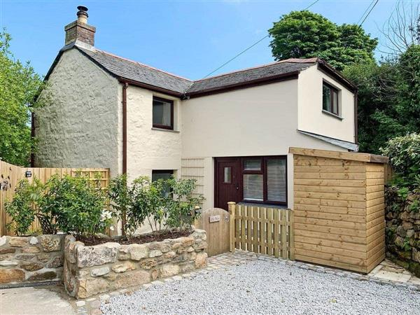 Brookside - The Nest in Cornwall