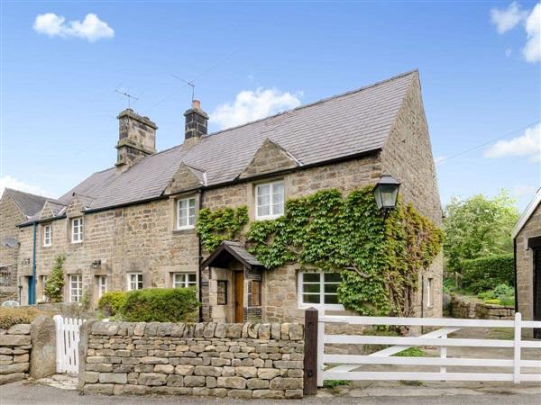 Brookside Cottage in Derbyshire