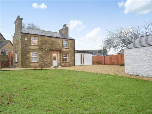 Brookside Cottage in Lancashire