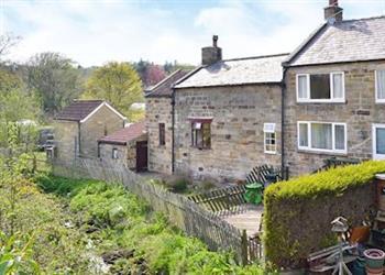 Brookside Cottage in North Yorkshire